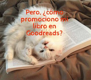 Goodreads Promoción libros
