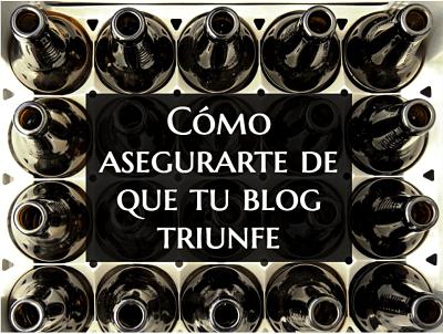 ¿Cómo asegurarte de que tu blog de escritor triunfe?
