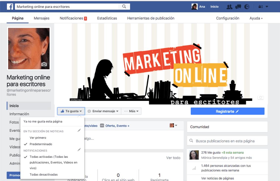Página-facebook