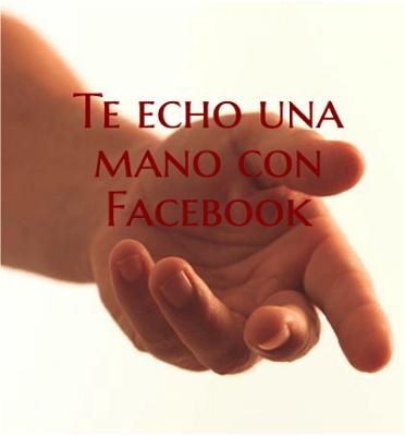 Te echo una mano con la página de Facebook