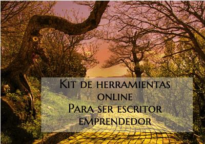 Kit de herramientas online para ser escritor emprendedor