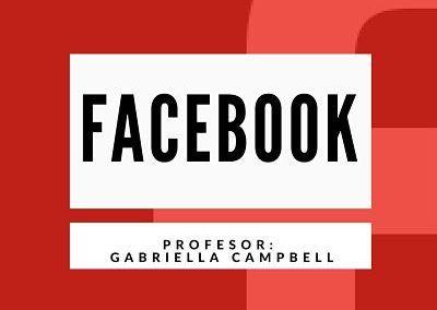 Curso de Facebook para escritores
