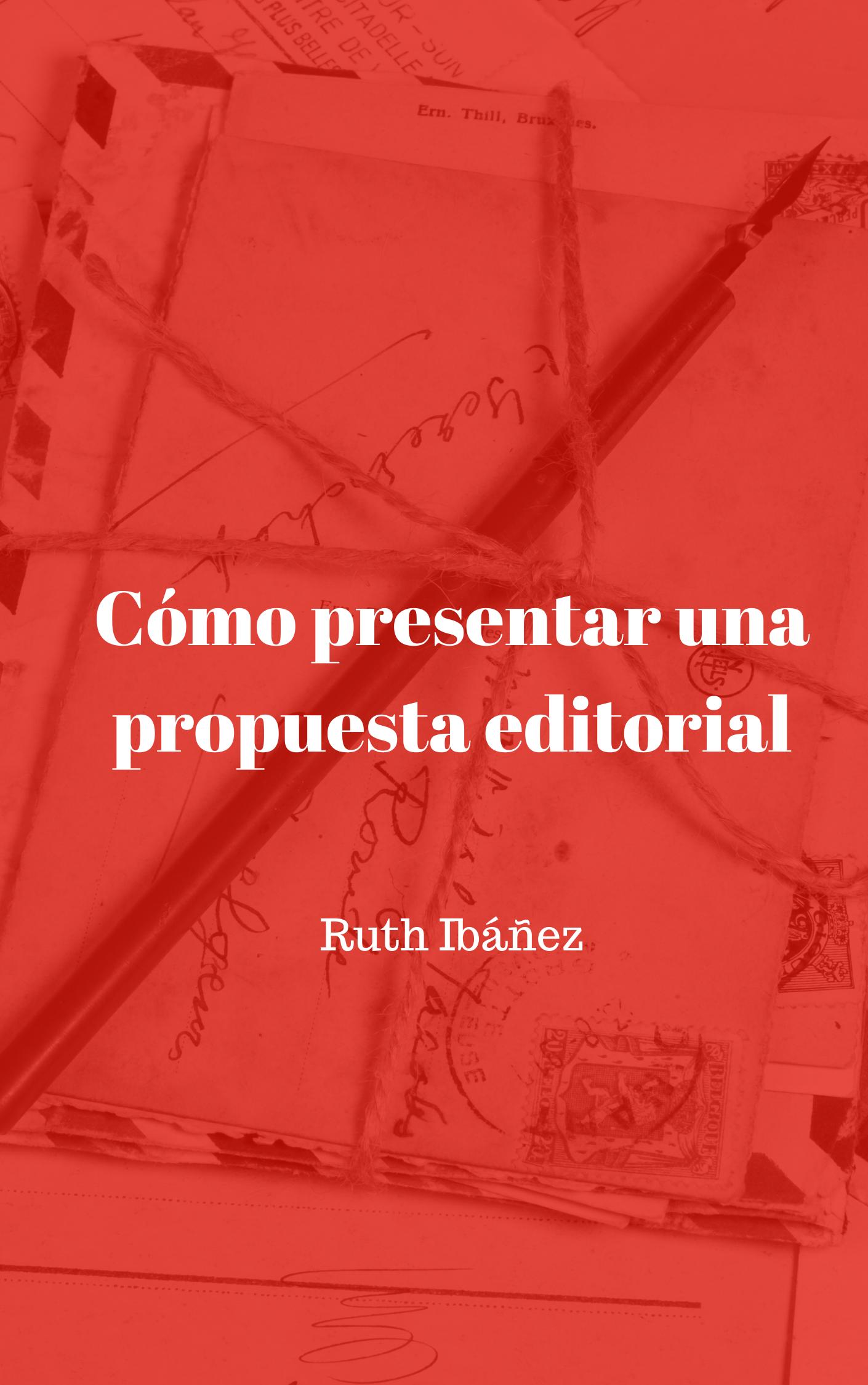 cómo presentar una propuesta editorial