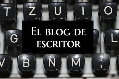 El blog de escritor