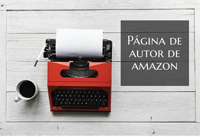 Página de autor en Amazon: cómo sacarle partido