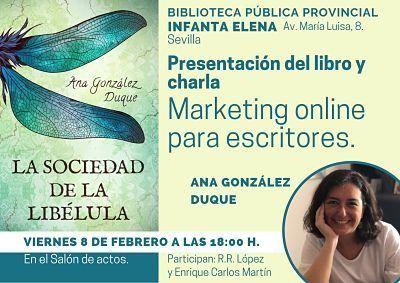 Presentación y charla de marketing online