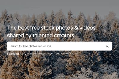 Pexels: uno de los mejores bancos de imágenes gratuitas para blogs