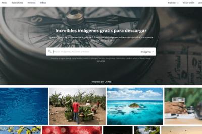 Banco de imágenes gratuitas para tu blog: Pixabay