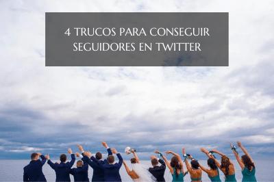 4 trucos para conseguir lectores en Twitter