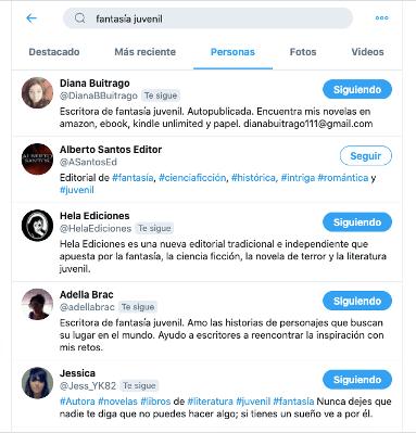 Buscador de Twitter para palabras clave. Cómo conseguir seguidores en twitter