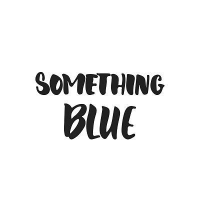 Algo azul en twitter